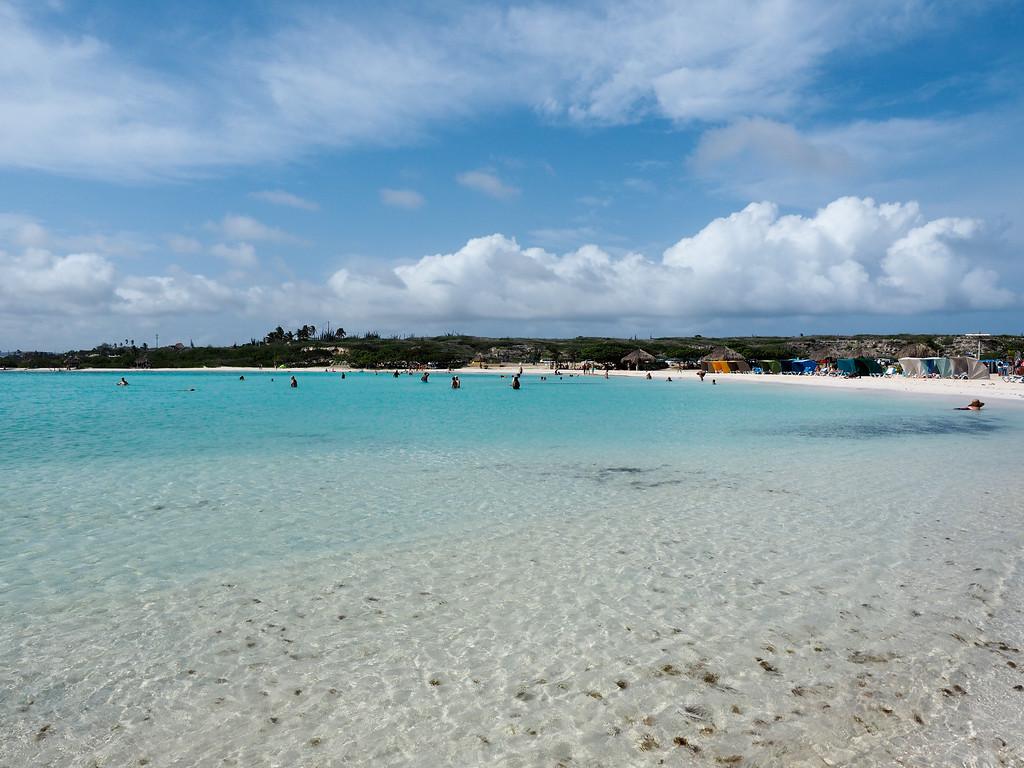 Baby Beach in Aruba