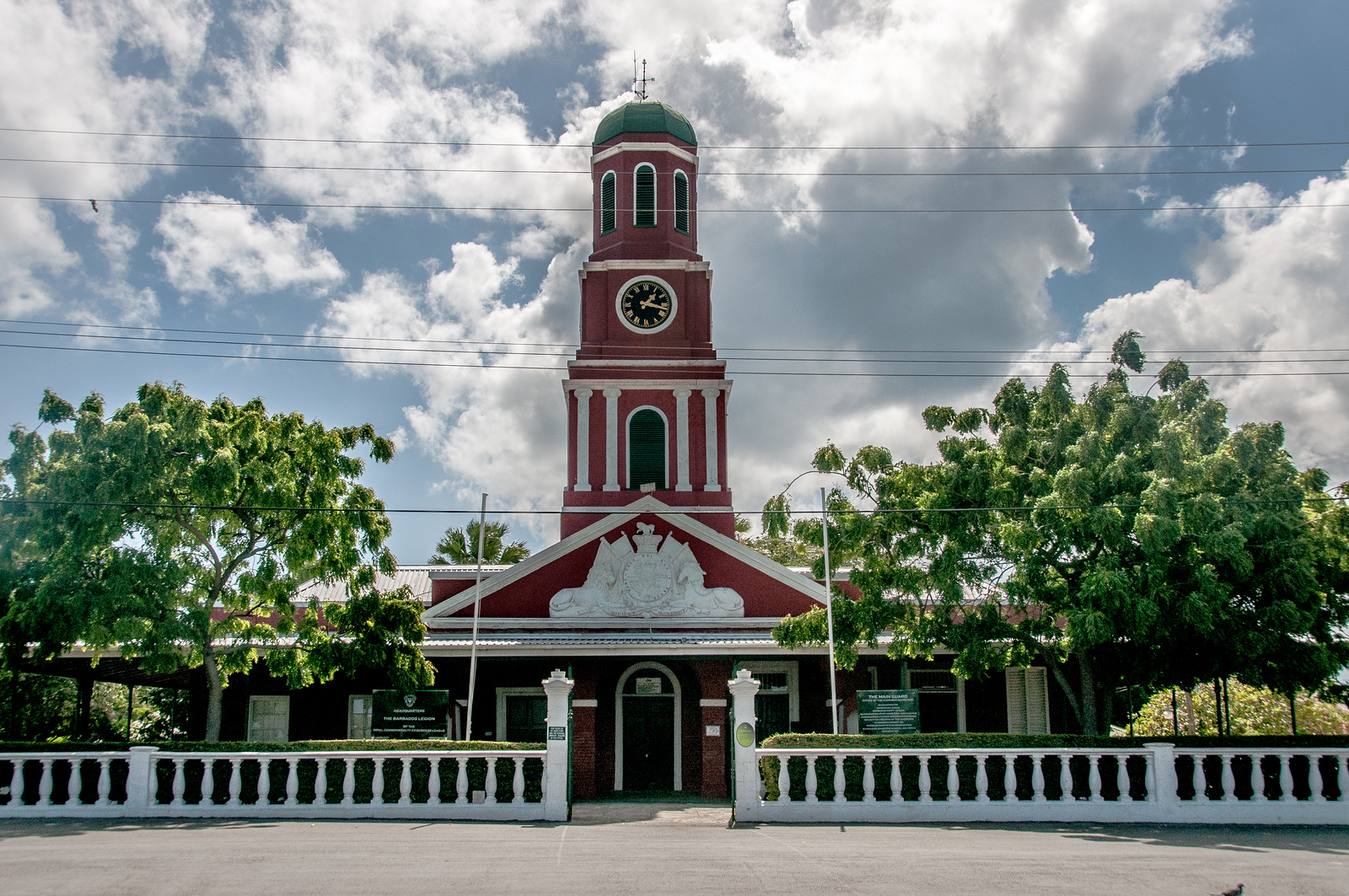 Historic Bridgetown and its Garrison UNESCO World Heritage Site, Barbados