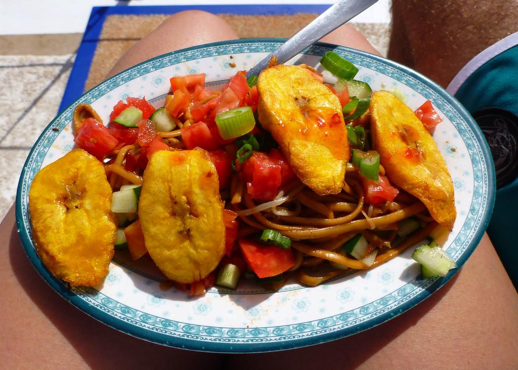 Woodwind Cruises - Vegan lunch