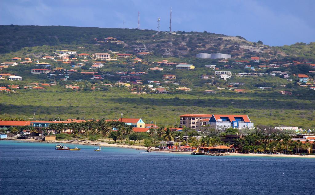 Coastline of Bonaire