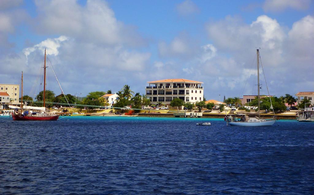 Caribbean island of Bonaire