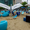 Downtown Detroit Beach