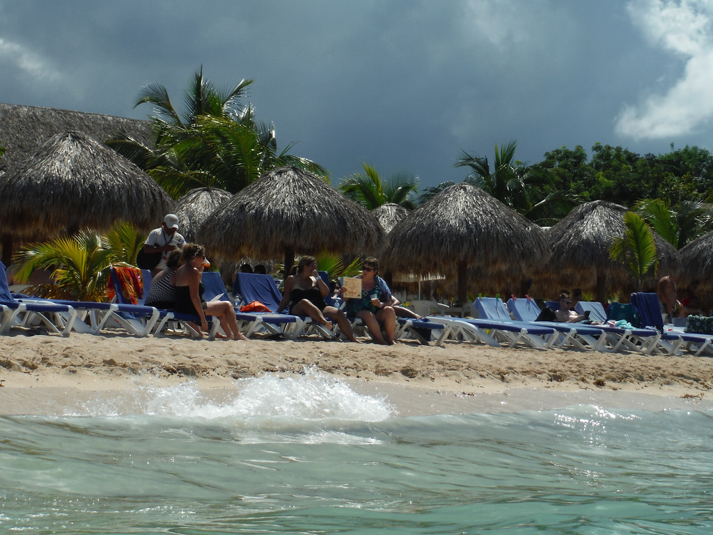 Cozumel beaches Mr Sanchos