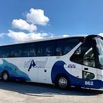 Viazul Bus Exterior
