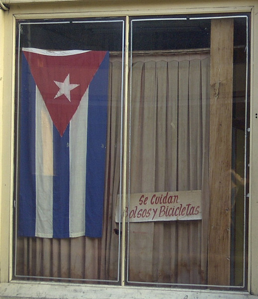 Cuban Flag - Cuba