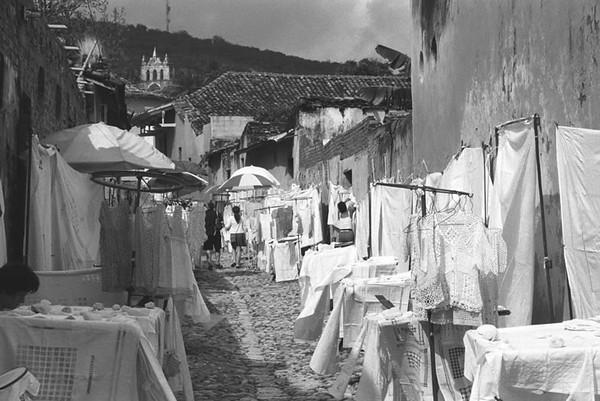 Linen Market - Trinidad, Cuba