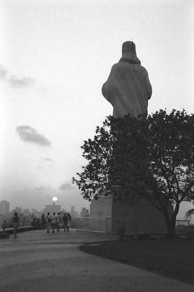 Jesus Statue - Havana, Cuba