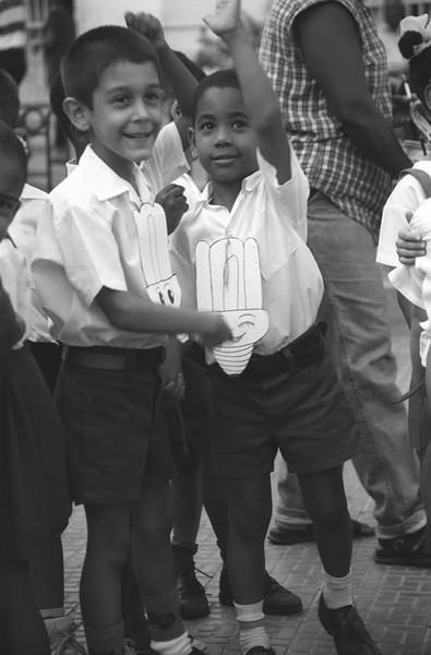 School Kids - Santiago, Cuba