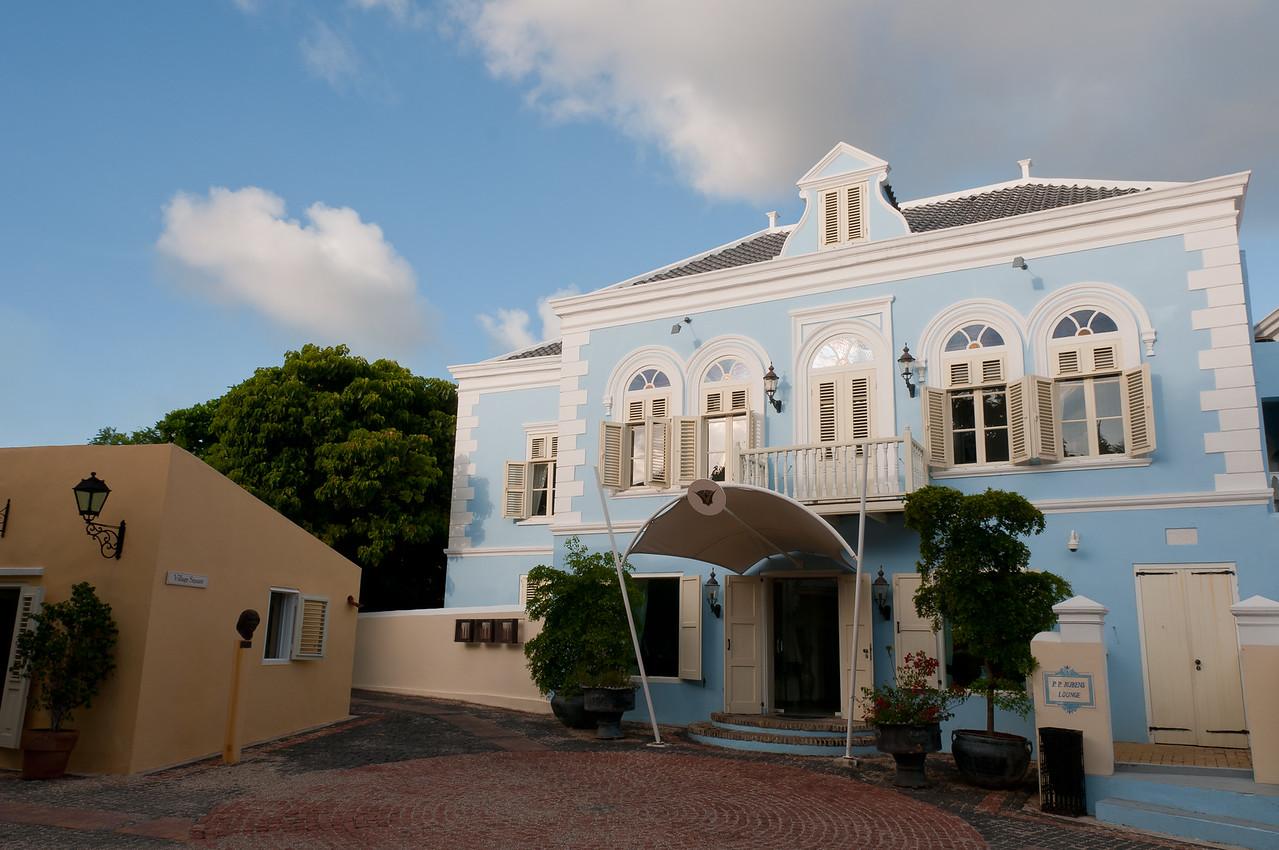 Kura Hulanda Hotel in Willemstad, Curacao