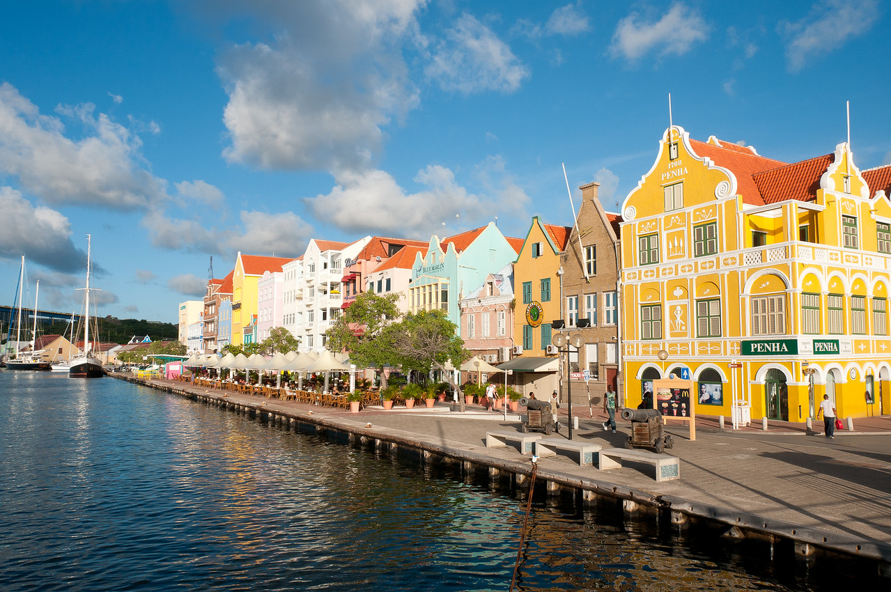 Historic Inner City - Willemstad, Curaco