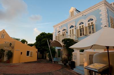 Hotel Kura Hulanda in Willemstad, Curacao