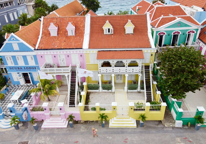 Staying at Scuba Lodge, Curacao | Wild Junket Adventure Travel Blog