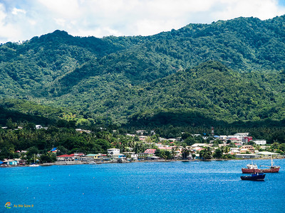 Portsmouth, Dominica