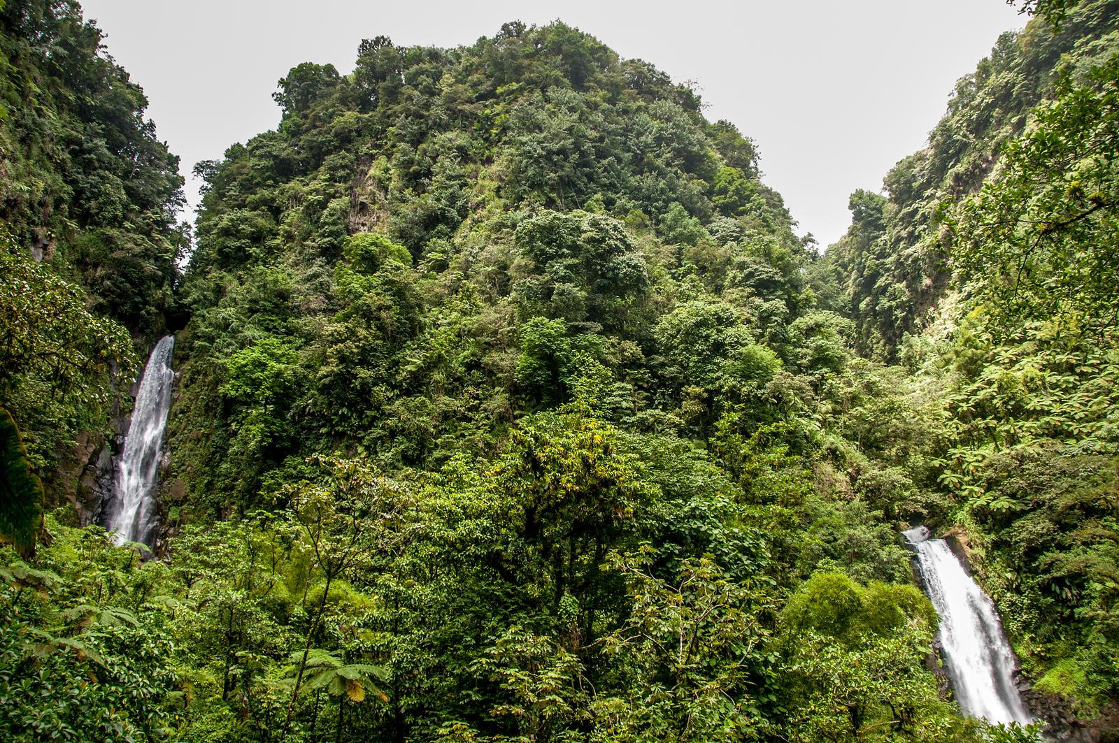 UNESCO World Heritage Site #252: Morne Trois Pitons National Park, Dominica