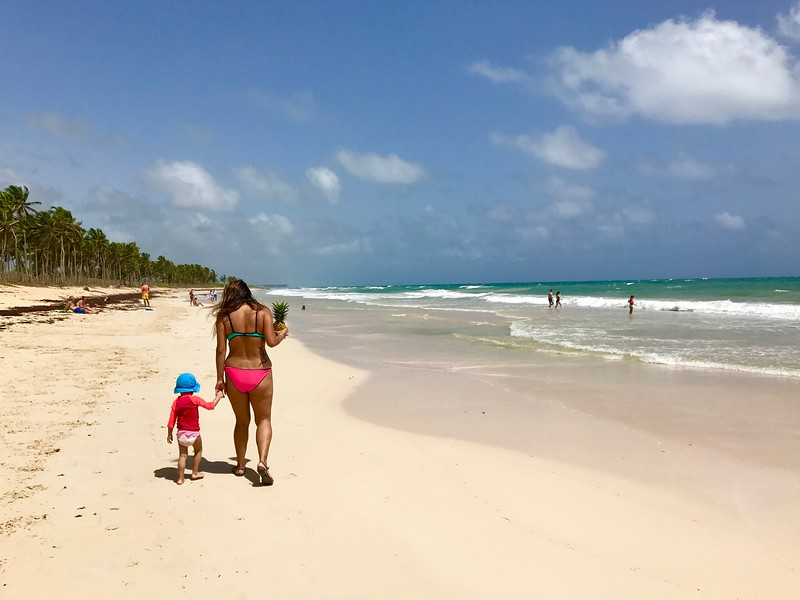 traveling dominican republic with kids