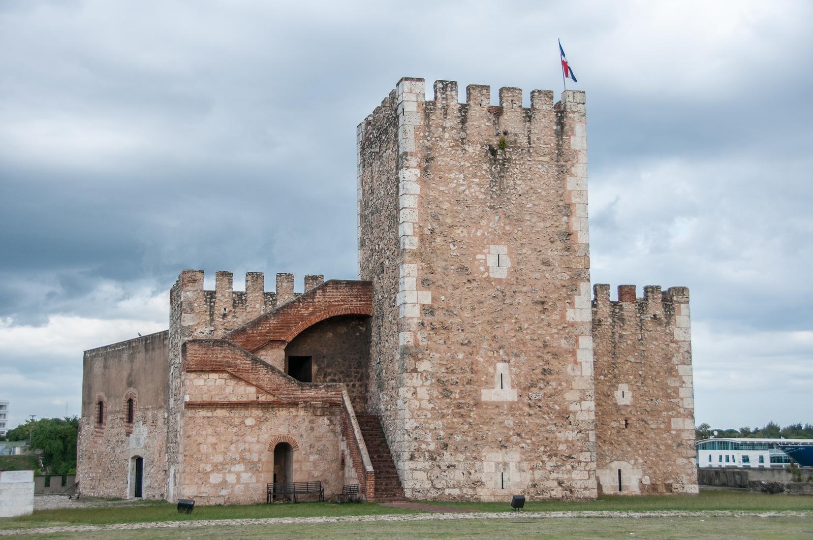 Colonial City of Santo Domingo UNESCO World Heritage Site