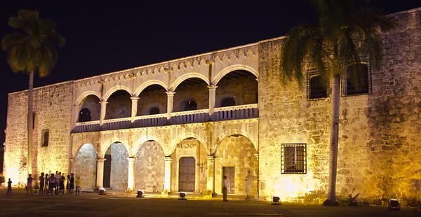 Alcázar de Colón (Columbus Palace)