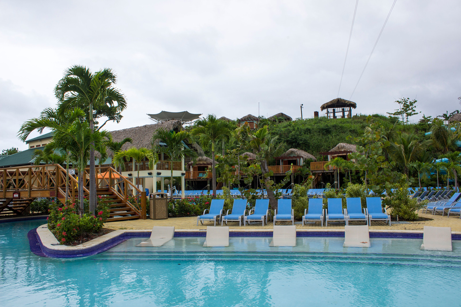 Amber Cove Dominican Republic Cruise Ship Port Guide - Swimming pool