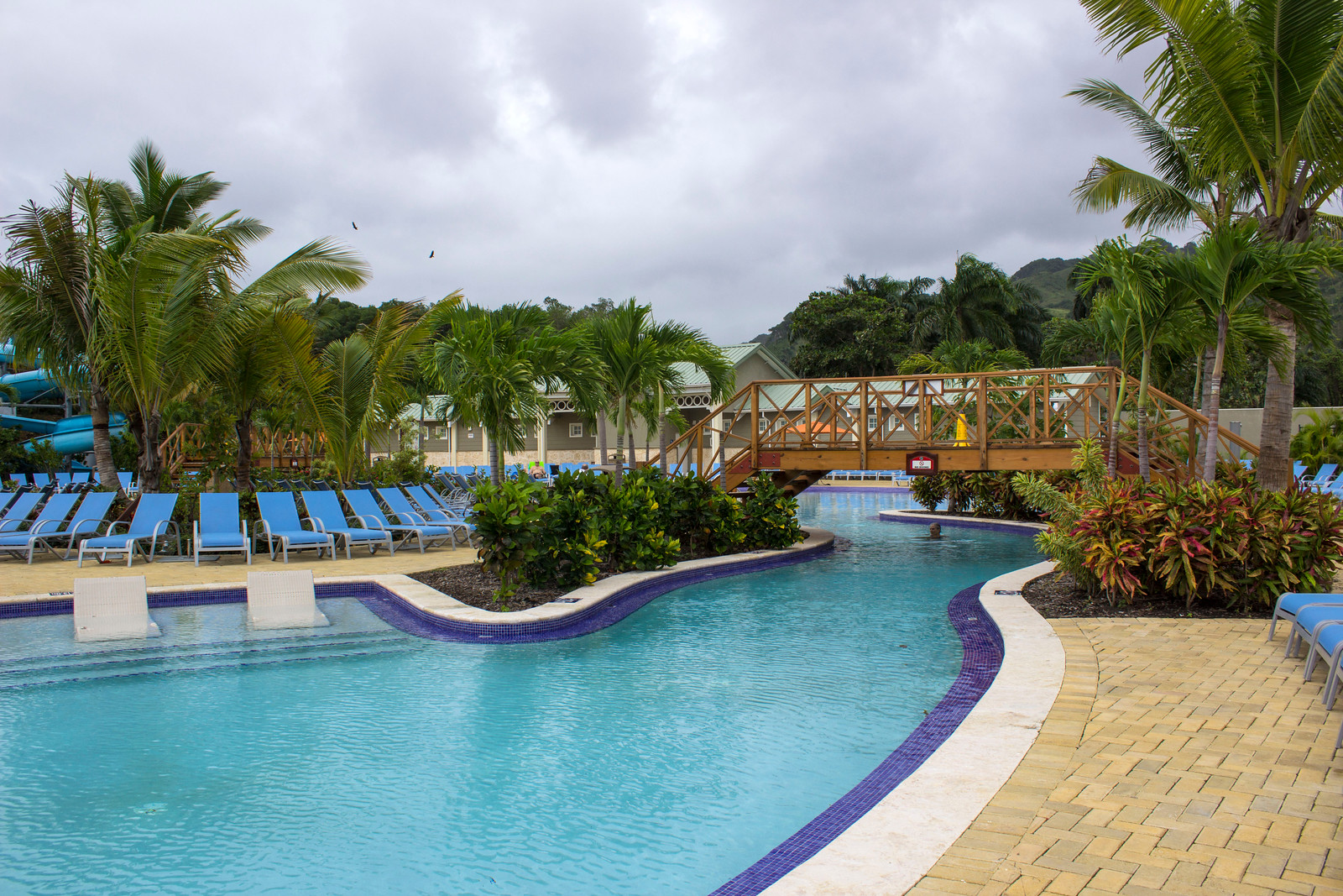 Amber Cove Dominican Republic Cruise Ship Port Guide - Swimming Pool Amber Cove