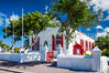 The St. Mary the Virgin Anglican Church in Cockburn Town, Grand Turk Island, Turks and Caicos Islands.
