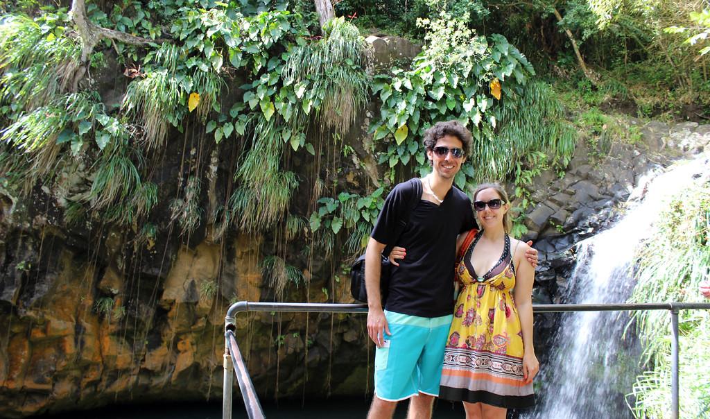 Annandale Falls Grenada