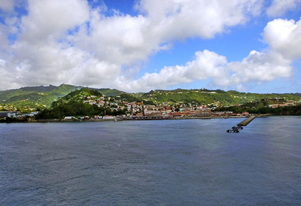 One day in Grenada