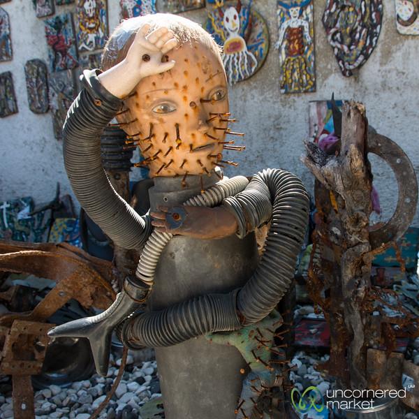 Atis Rezistans Gallery - Port-au-Prince, Haiti