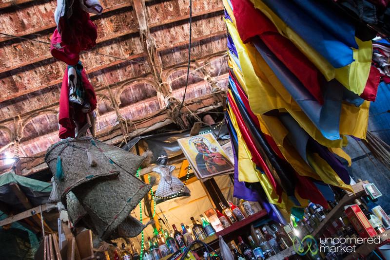 Vodou Market in Cap-Haïtien, Haiti