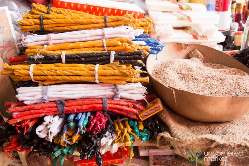 Vodou Market at Marche en Fer - Port-au-Prince, Haiti