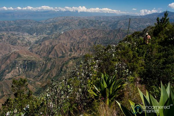 Mountain Views from Pic Cabayo - Haiti
