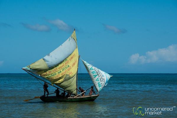 Fishermen Take to the Seas at Cap-Haïtien, Haiti