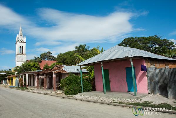 Street Scene in Port au Piment, Haiti