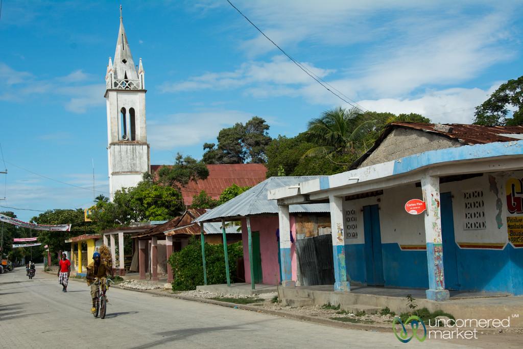 Port au Piment Street Scene - Haiti