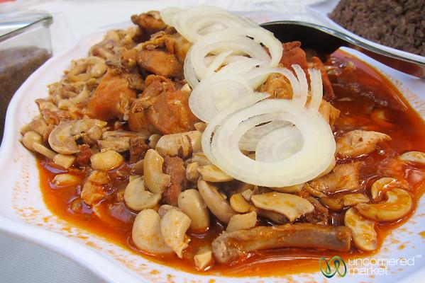 Haitian Chicken with Cashew Nuts - Cap-Haïtien, Haiti