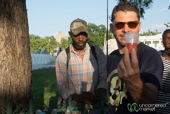 Infused Kleren (White Rum) - Port-au-Prince, Haiti