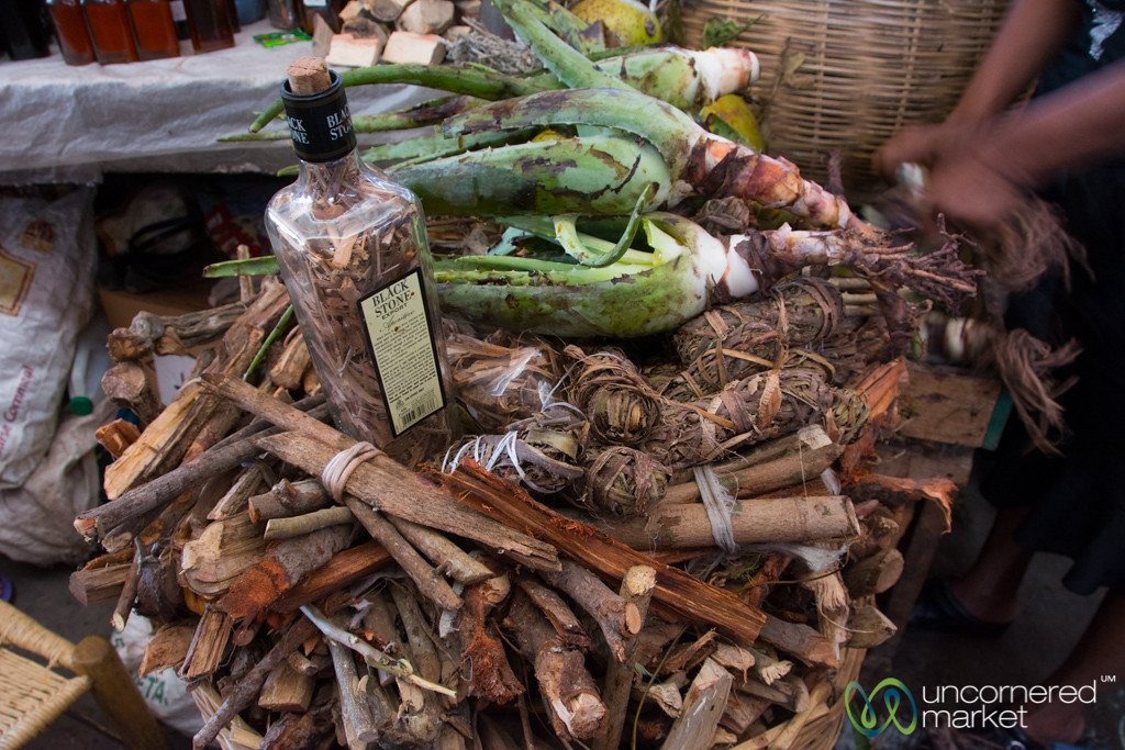 Haitian Traditional Medicines & Herbs - Port-au-Prince, Haiti