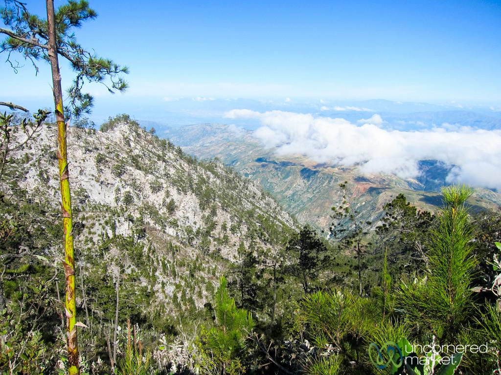 Pic la Selle Views and Perspective  - Haiti