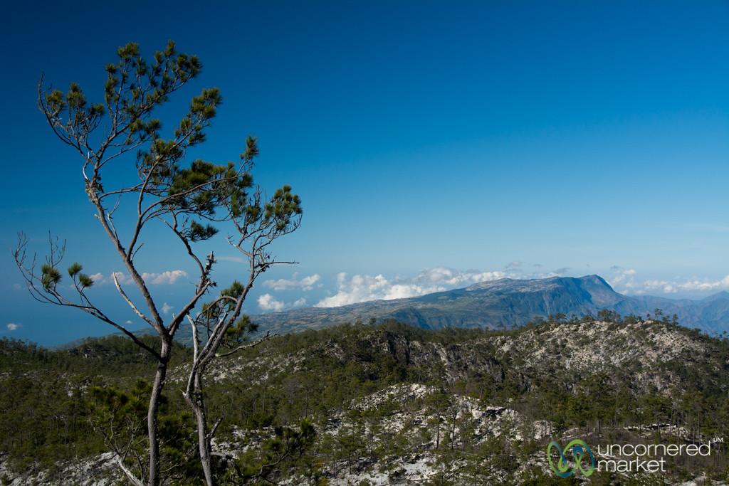 Pic la Selle Views - Haiti