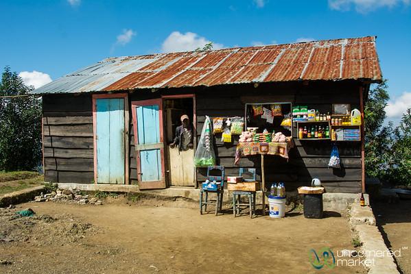 Mountain Shop - Haiti