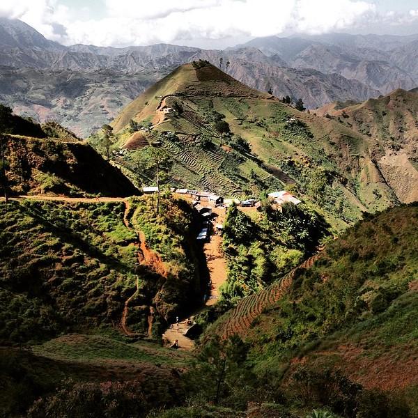 Haiti, Trekking in the Mountains