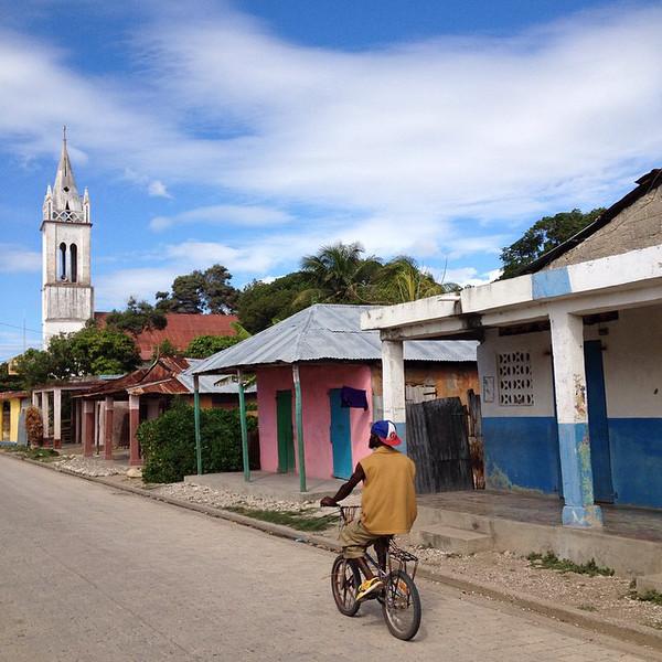 Life on the coast, slow and warm and rambling. Port-au-Piment, southwestern Haiti. via Instagram http://ift.tt/11VlNxF