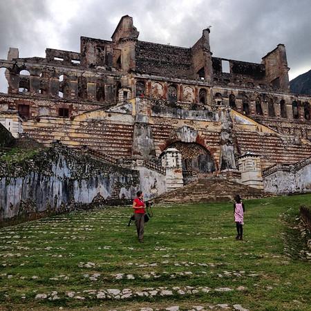 Sans Souci Palace, Haiti