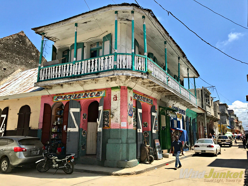 what to see cap haitien