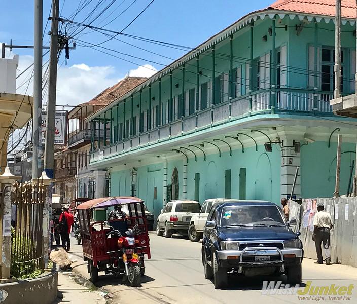 travel haiti