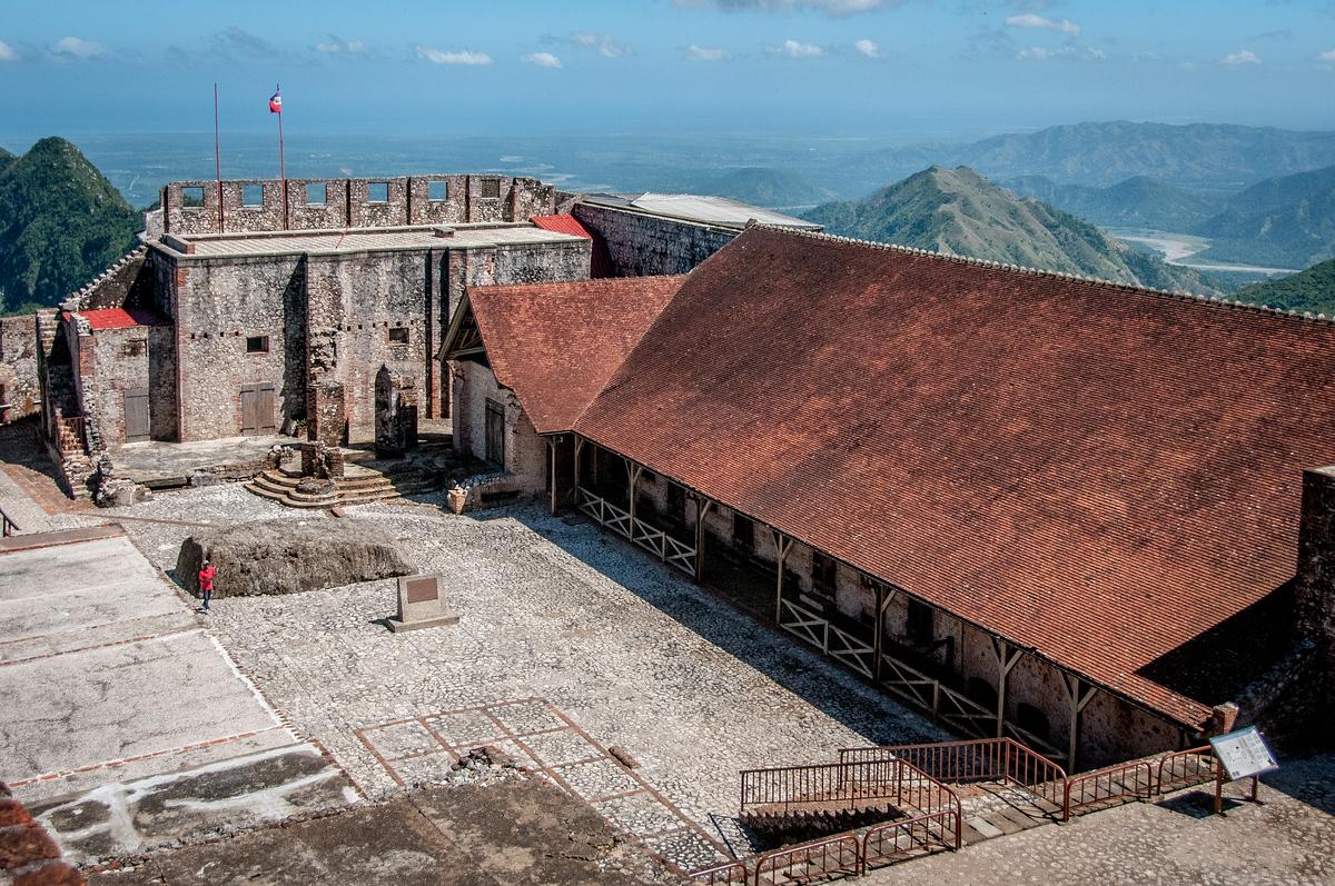 UNESCO World Heritage Site #292: National History Park – Citadel, Sans Souci, Ramiers