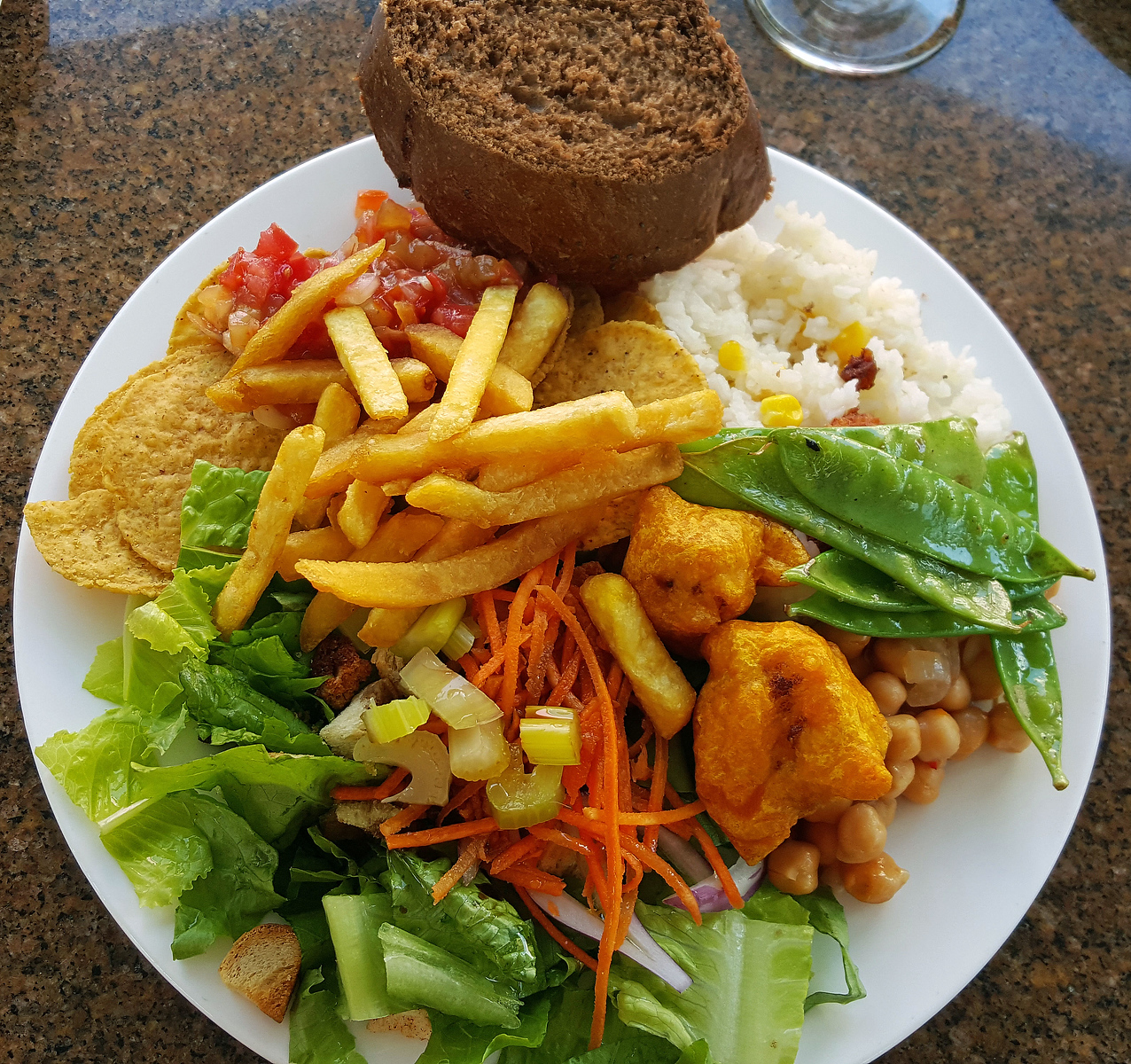 Vegan Guide to Riu Palace Tropical Bay Negril Jamaica