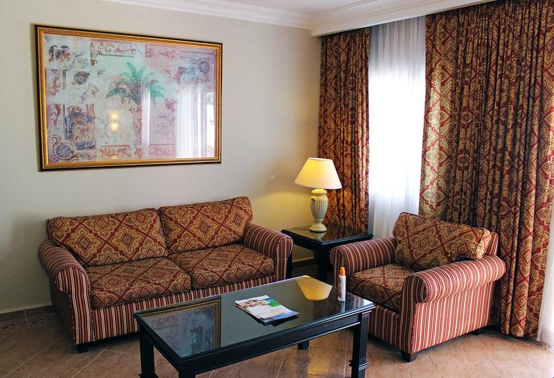 My Room at the Riu Palace Tropical Bay