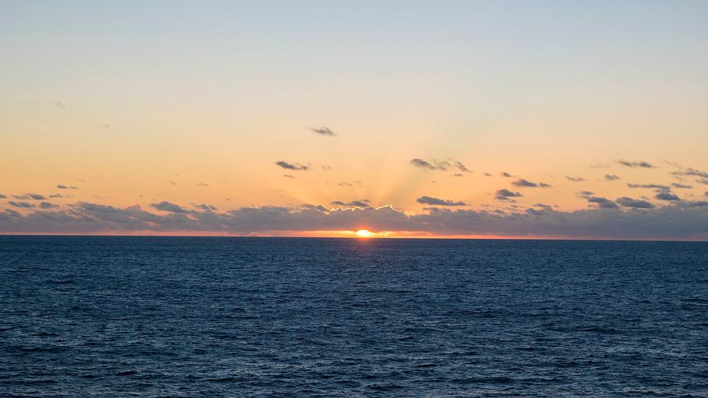 Miami Beach Sunrise or Sunset