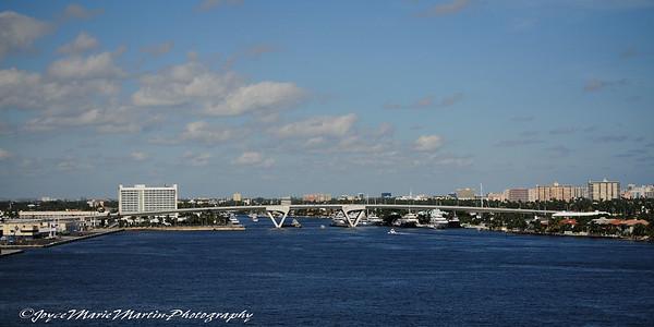 Ft. Lauderdale port