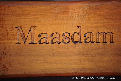 Maasdam bench, sport deck